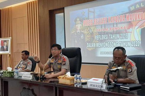 Laka Lantas Renggut 127 Nyawa di Maluku Sepanjang 2019