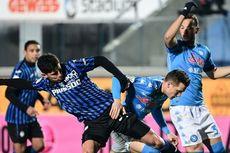 Hasil Atalanta Vs Napoli, Sang Dewi Hadapi Juventus di Final Coppa Italia