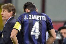 Sejarah Hari Ini, Inter Milan Pensiunkan Nomor 4 Milik Zanetti