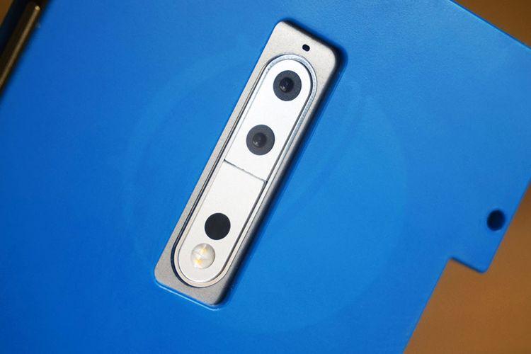 Nokia 9 bakal pakai kamera ganda?
