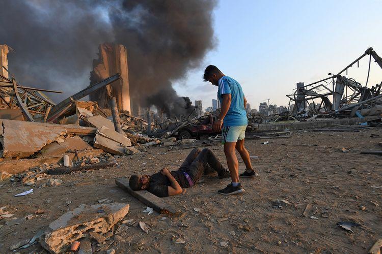 Ledakan Besar di Beirut Lebanon, Ini Fakta-fakta yang Terkumpul