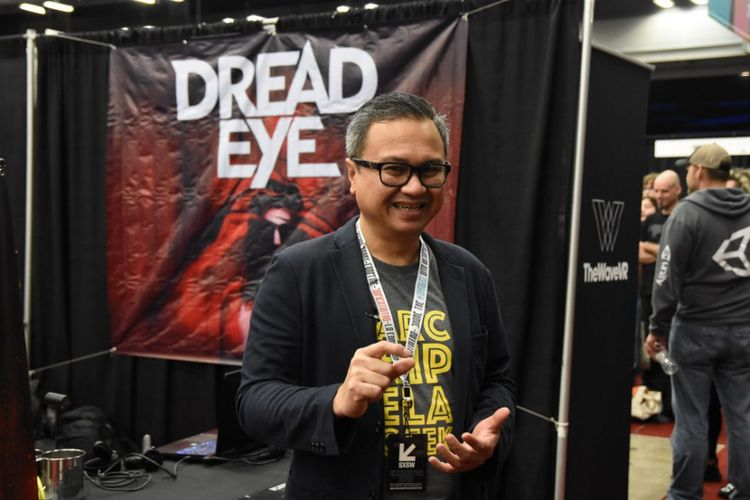 Game Dread Eye besutan developer Indonesia, Digital Happiness berkesempatan membuka pameran di SXSW 2018 karena menjadi nominator di Gamer?s Voice Awards.