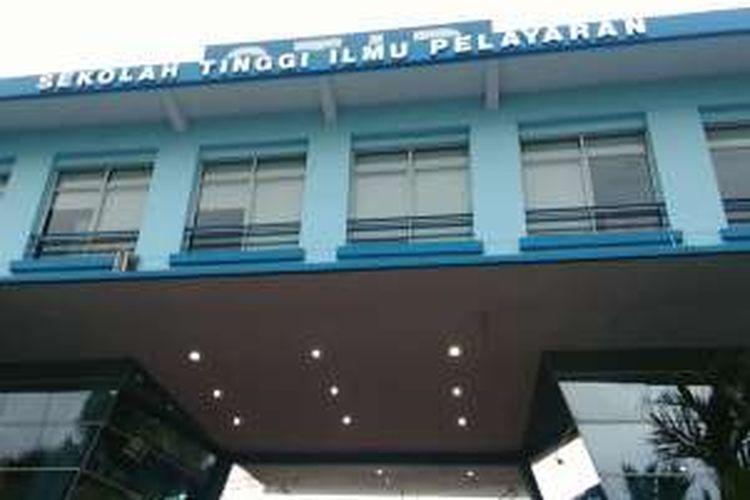 Sekolah Tinggi Ilmu Pelayaran (STIP) di Marunda, Cilincing, Jakarta Utara. Rabu (11/1/2017).
