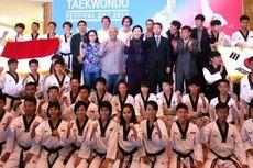 Harmoni Kebersamaan dalam Festival Taekwondo Indonesia-Korea