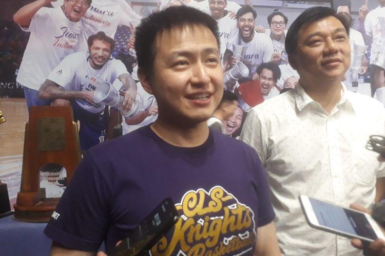 Mantan Managing partner CLS Knights Indonesia, Christopher Itop Tanuwidjaja.