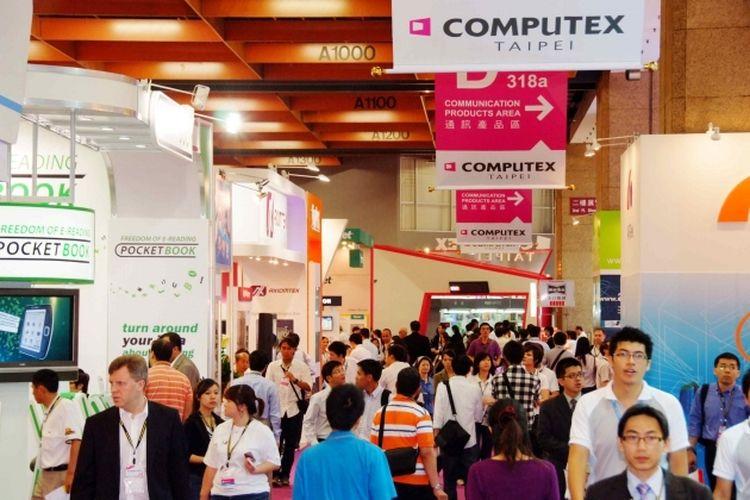 Ajang pameran Computex
