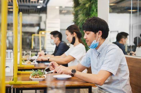 Makan di Restoran Berisiko Tinggi Tertular Covid-19, Kok Bisa?