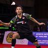 Hasil Thailand Open II, Jonatan Christie Tak Berdaya di Hadapan Wakil India