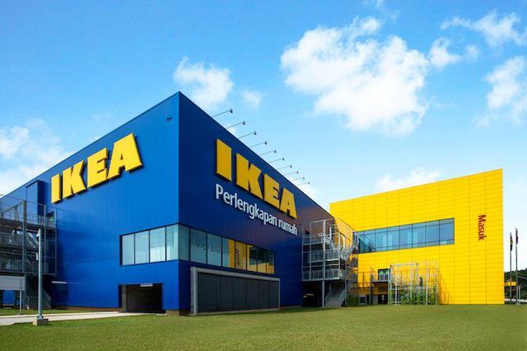 IKEA membuka toko keempatnya di Jakarta Garden City (JGC), Jakarta Timur pada 16 September 2021.