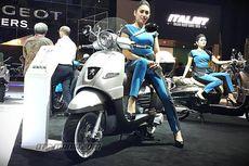 Peugeot Scooter Berbeda dari Skutik Jepang
