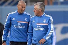 Ancelotti Yakin Ronaldo Tolak Manchester United