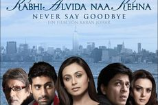 Sinopsis Kabhi Alvida Naa Kehna, Cinta Shah Rukh Khan dan Rani Mukerji yang Rumit