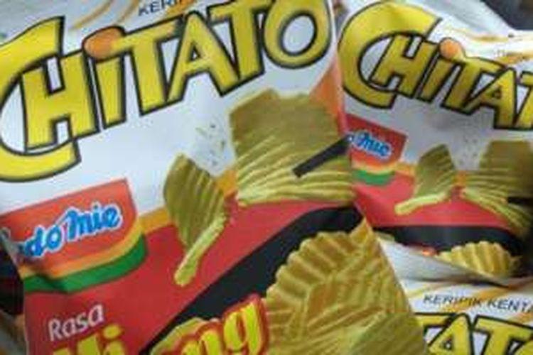Kripik kentang Chitato Rasa Indomie Goreng
