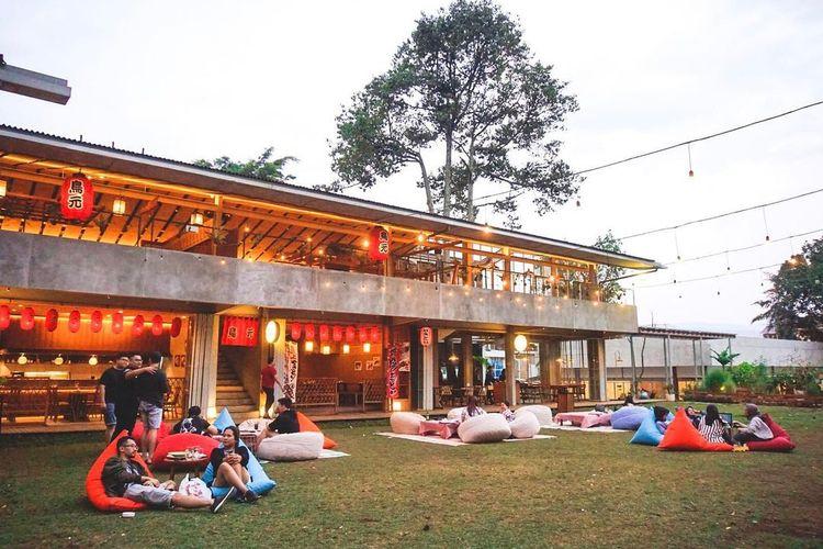 Nara Park Rancabentang, Bandung