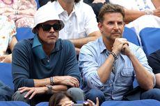 Nonton Turnamen AS Terbuka, Brad Pitt Kenakan Arloji Breitling Baru