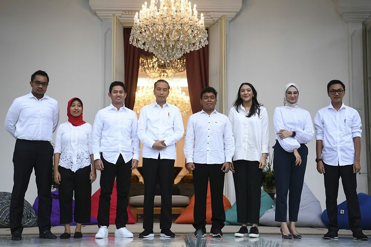 Image result for stafsus jokowi tgupp anies