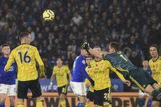Leicester Vs Arsenal, Menang 2-0, The Foxes Geser Chelsea dan City