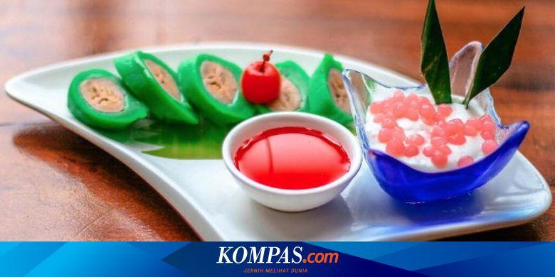 Cara Membuat Pisang Ijo Kuliner Khas Makassar Yang Cocok Untuk Takjil Halaman All Kompas Com