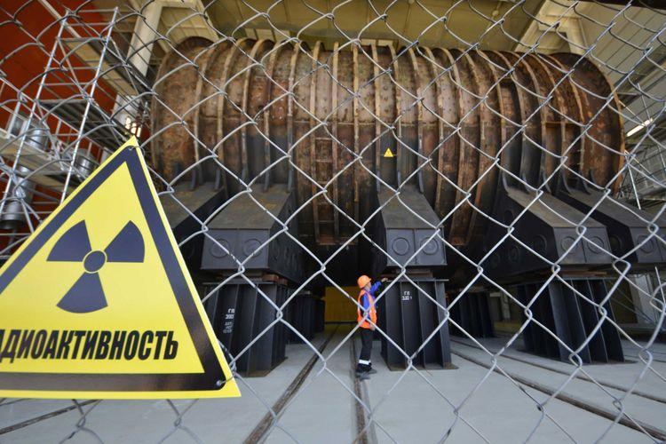 Lembaga perancis mencurigai ledakan nuklir dari Rusia atau Kazakhstan