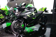 Kawasaki Luncurkan Ninja 250 Pakai Smart Key
