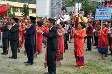 Warna-warni Pembukaan Festival Danau Toba 2016