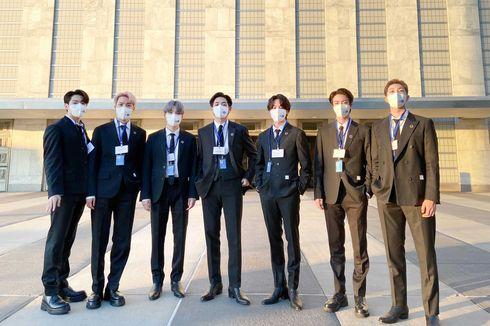Pesan BTS di Panggung PBB tentang Generasi Muda dan Pandemi Covid-19
