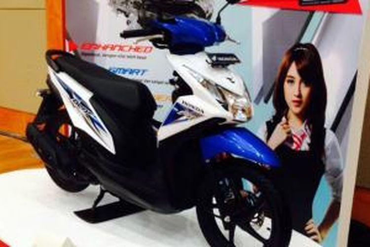 Honda Beat FI dengan teknologi ESP, akan dipasarkan juga ke Filipina.