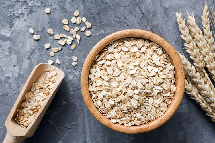 Ilustrasi oats