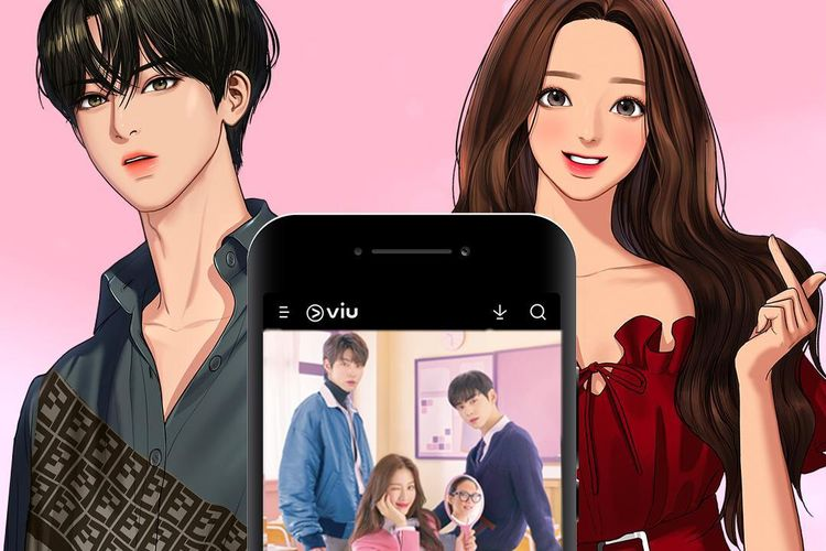 Webtoon The Secret of Angel diadaptasi menjadi drama berjudul True Beauty.