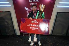 RRQ Eggsy Juarai Turnamen FIFA 19 FUT Indonesia Gaming League