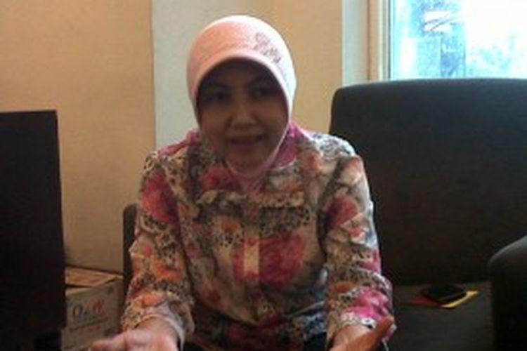 Komisioner Komisi Kepolisian Nasional (Kompolnas), Hamidah Abdurrachman.