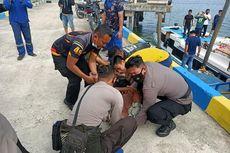 Speedboat Tabrak Perahu Ketinting di Perairan Tarakan, 2 Orang Tewas