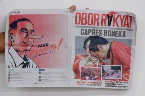 Begini Tanggapan Jokowi soal Tabloid