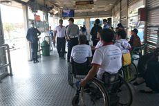Jajal Fasilitas di Terminal Tanjung Priok, Ini Kata Para Penyandang Disabilitas