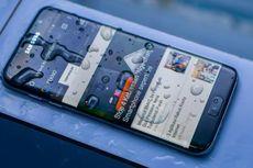 """Beredar, Bocoran Foto Galaxy S7 Edge """"Jet Black"""""""