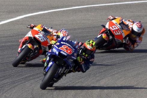 Bentrok dengan F1 Singapura, Jadwal MotoGP Aragon Dimajukan