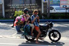 Mengenal Pasangan Bule Rusia yang Ngamen Bawa Bayi di Lombok, Mengaku Seniman hingga Tak Gunakan Alas Kaki
