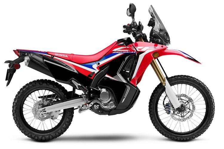 2020 Honda CRF250L Rally