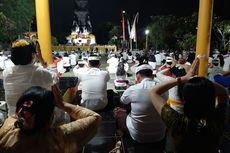 Umat Hindu Semarang Rayakan Galungan dengan Protokol Kesehatan