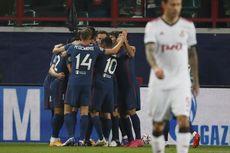 Hasil Liga Champions - Atletico Tertahan Lokomotiv, Gladbach Libas Shakhtar 6-0
