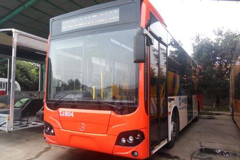 Transjakarta Siapkan 300 Bus