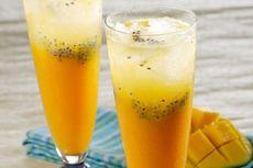 Resep Es Kelapa Mangga, Minuman Takjil yang Mudah Dibuat