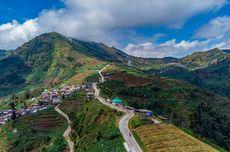Rute Menuju Tol Kahyangan Bawang-Dieng dari Kecamatan Bawang, Batang