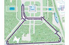 Formula E 2020 Jakarta: Lapangan Monas Diaspal untuk Trek Balap, Nanti Dikupas Lagi