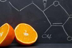 Vitamin C dari Buah Disimpan Tubuh Lebih Lama