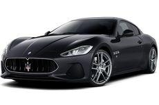 Curi Mobil Maserati, Pelaku Tertangkap karena Terjebak Macet di Lampu Merah
