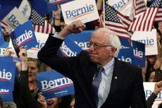 Menangkan Primary New Hampshire, Bernie Sanders Pertegas Status Unggulan