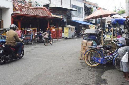 Kebinekaan dalam Imlek di Pecinan Semarang