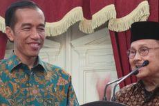 Habibie Minta Jokowi Bantu Produksi Pesawat R80