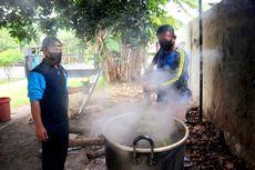 Kisah dari Dapur Umum Jamu Penambah Imun di Jombang, Gotong Royong Warga dan Relawan